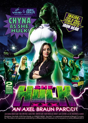 Watch She Hulk XXX 2013 Megavideo Movie Online