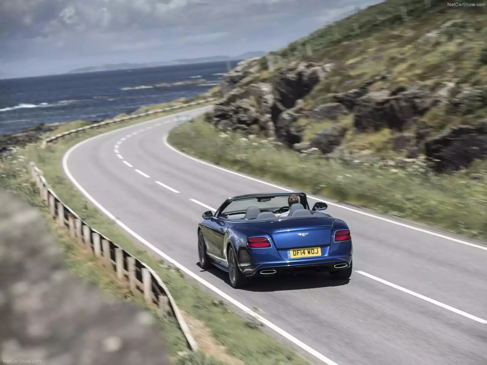 Hình ảnh xe ô tô Bentley Continental GT Speed Convertible 2015 & nội ngoại thất