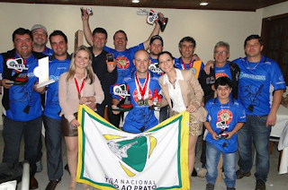 Tubarão é campeão catarinense de Tiro ao Prato - Foto: Reprodução/ SulInFoco