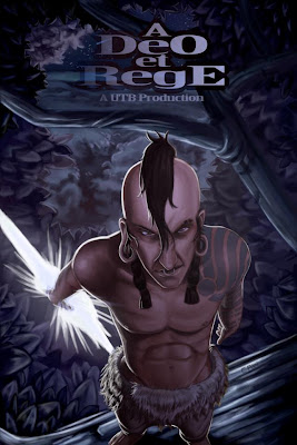 A deo et rege by UTB comics