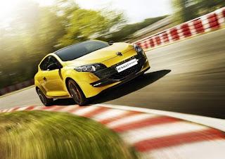 2012 Renault Megane RS Trophy