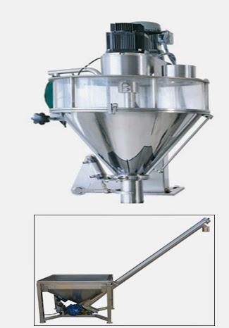 automatic auger filler packing machine for powder vertical powder packaging equipment