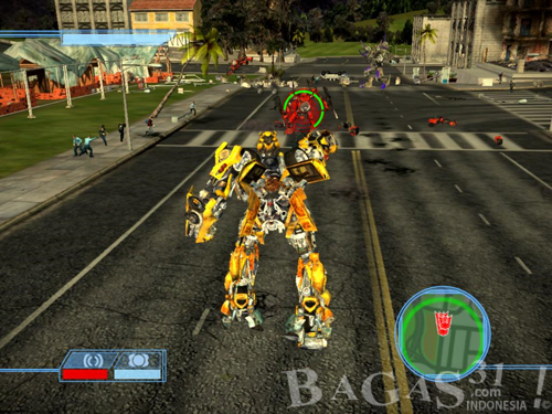 Transformers : The Game - RIP (Only 206MB) 2