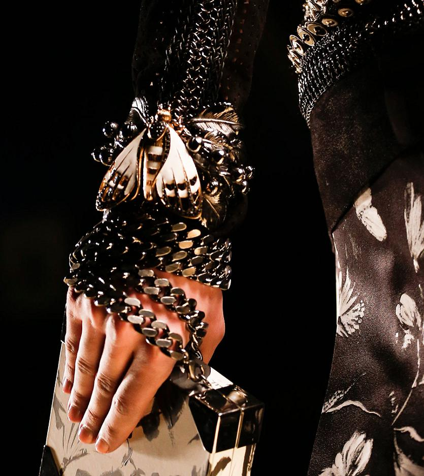 fashion lifestyle roberto cavalli jewelry fall 2013