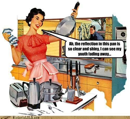 Funny Housework Memes : David dust happy monday