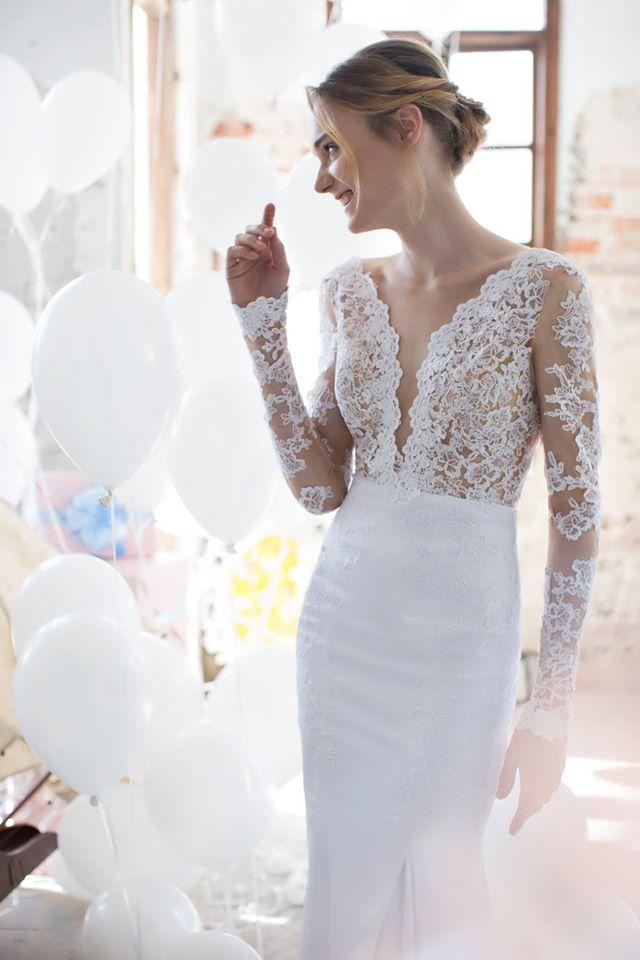 Hermosos vestidos de novias | Coleccion Noya Nupcial