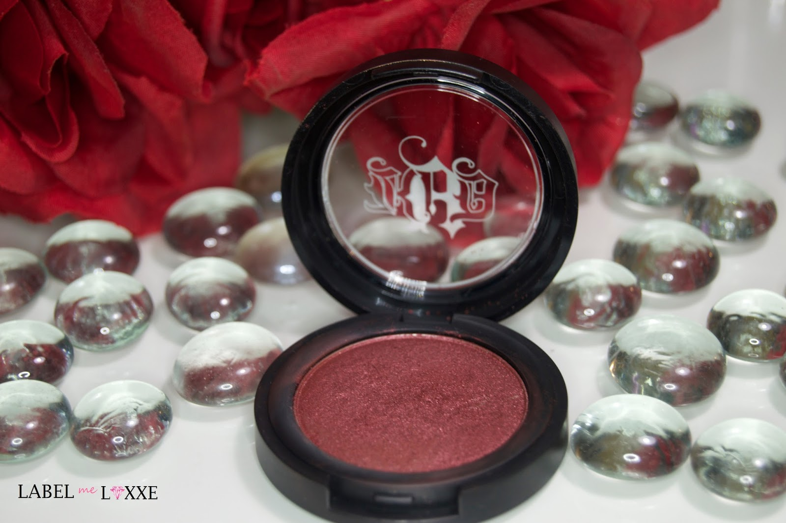 "Metal Crush Collection by Kat Von D in the shade ""Raw Power"""
