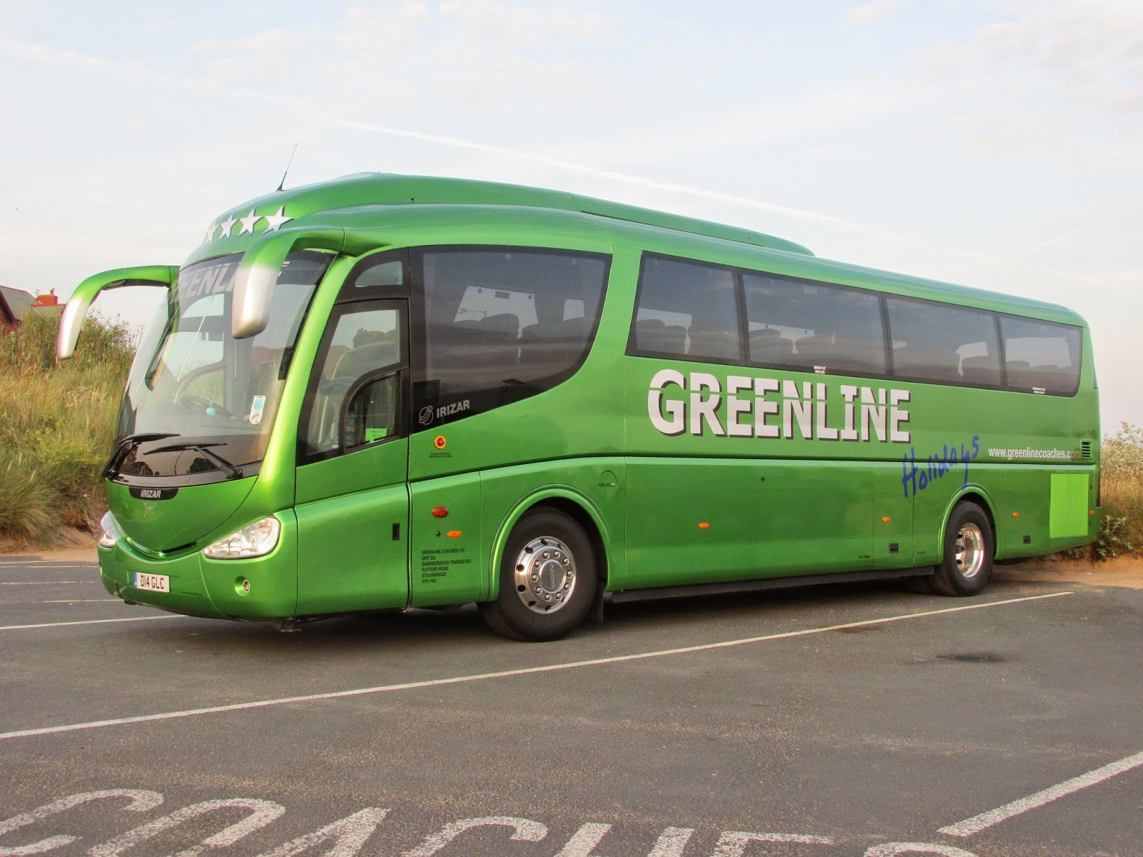 Benji\'s Buses : New Plate 64: Bus and Coach News & Views : W/E 05th ...