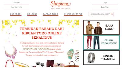 Media Toko Online Indonesia
