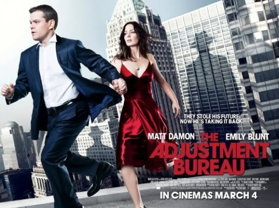 the adjustment bureau fate vs free Warning: spoilers ahead how much power exactly do the agents of fate hold over someone's life can free will ever win over fate and is it free will or fate that orchestrates action.