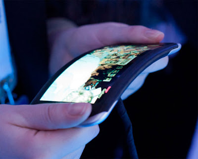 Nokia pun buat telefon pintar boleh lentur