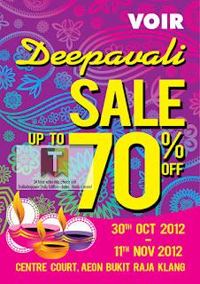 VOIR Jeans Deepavali Sale