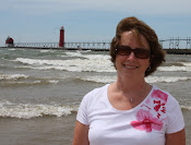 Lake Michigan and me