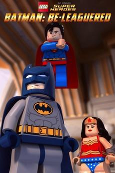 Lego Batman e a Liga da Justi�a Dublado