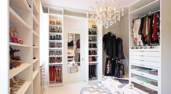 Organiza tu armario aprende a decorar for Armarios elegantes