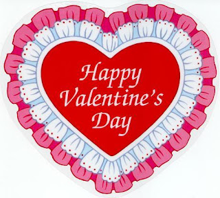 imagen para san valentin corazon con frase