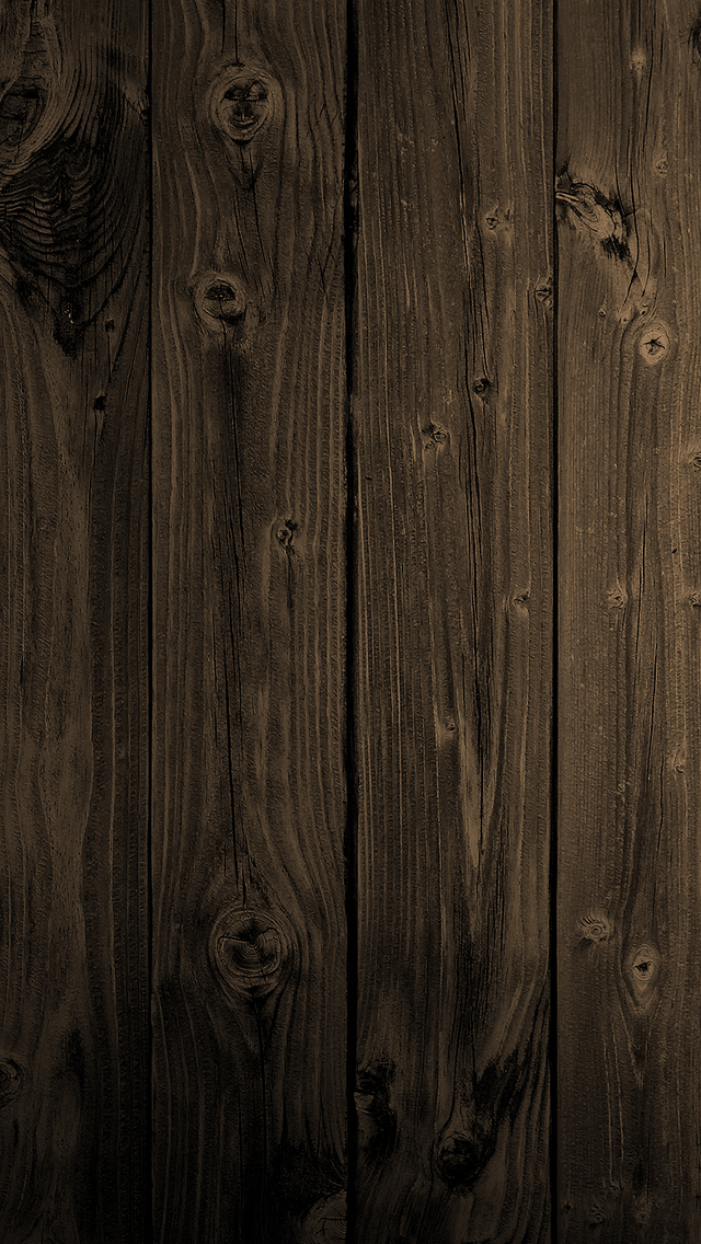 Wood HD Wallpaper for iPhone 5