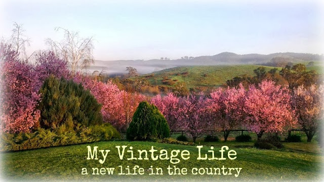 My Vintage Life featured @ Knick of Time