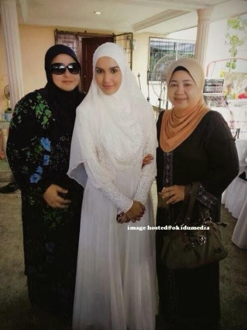 Sekitar Majlis Resepsi Adam AF dan Fiza Elite di Sabah
