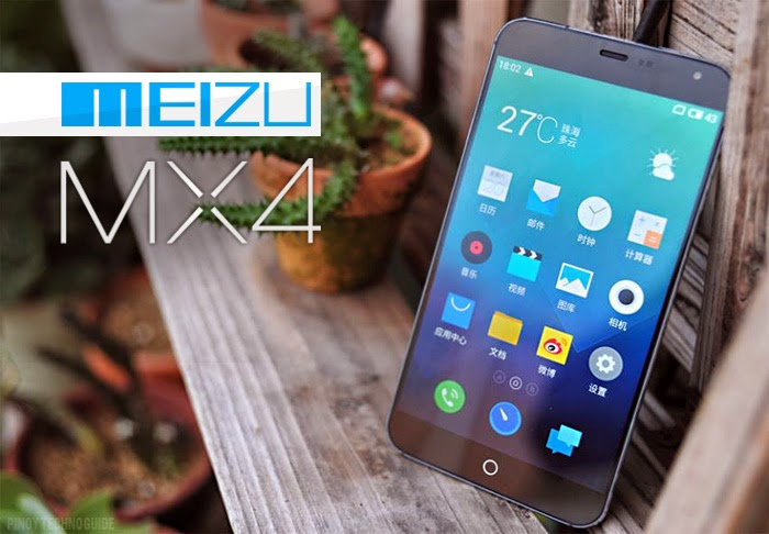 Meizu MX4 Complete Specs, Features and Price in the Philippines