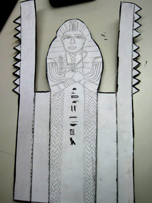 A Mummy Pattern for History Class
