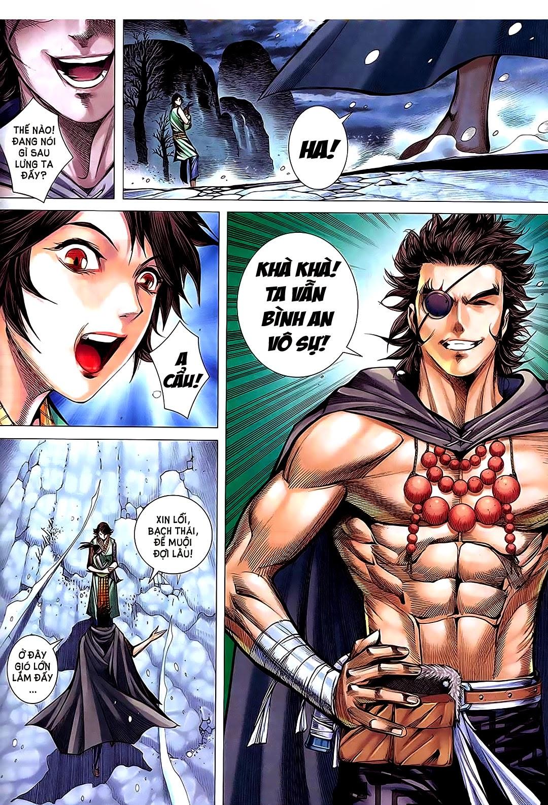 Phong Thần Ký chap 182 – End Trang 20 - Mangak.info