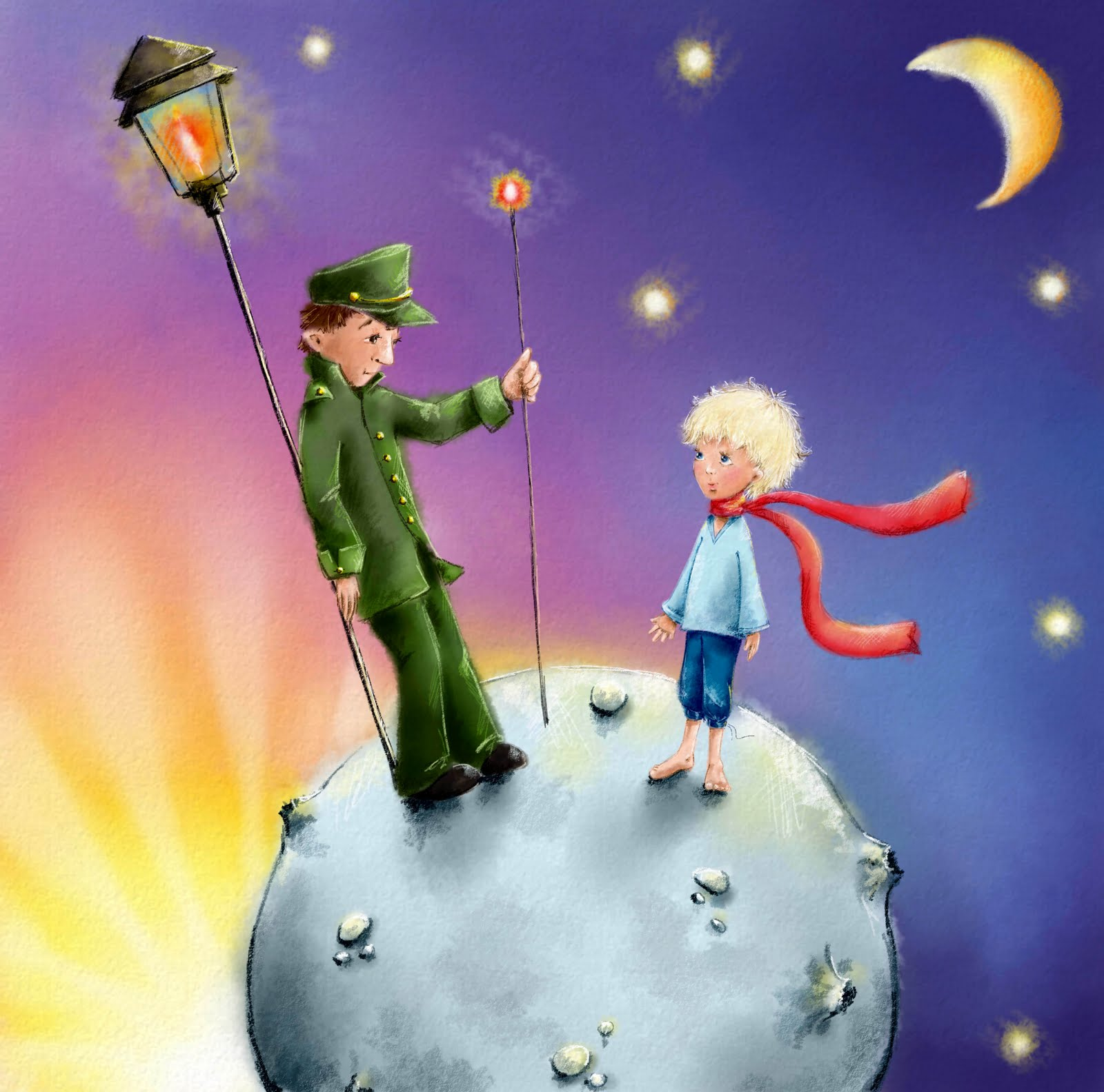 the little prince by - photo #4