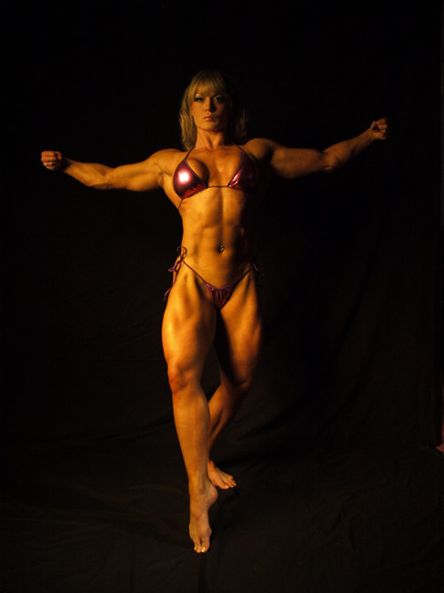 Lisa Cross Female Muscle Bodybuilding Blog