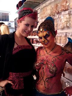 Paint Burlesque!!