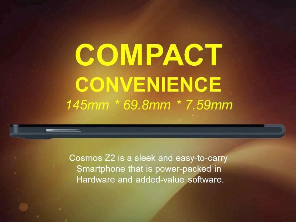 Cherry Mobile Cosmos Z2 - Octa-Core Smartphone! Price, Specs & Details
