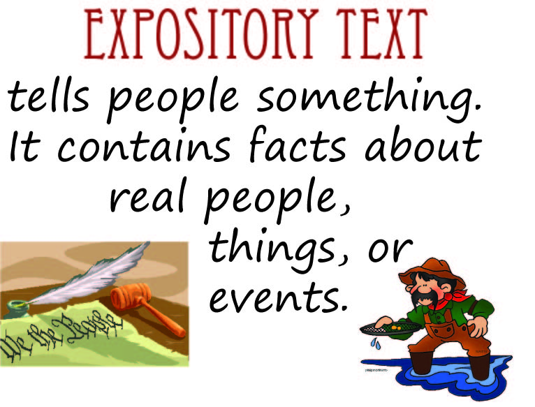 expository text essays