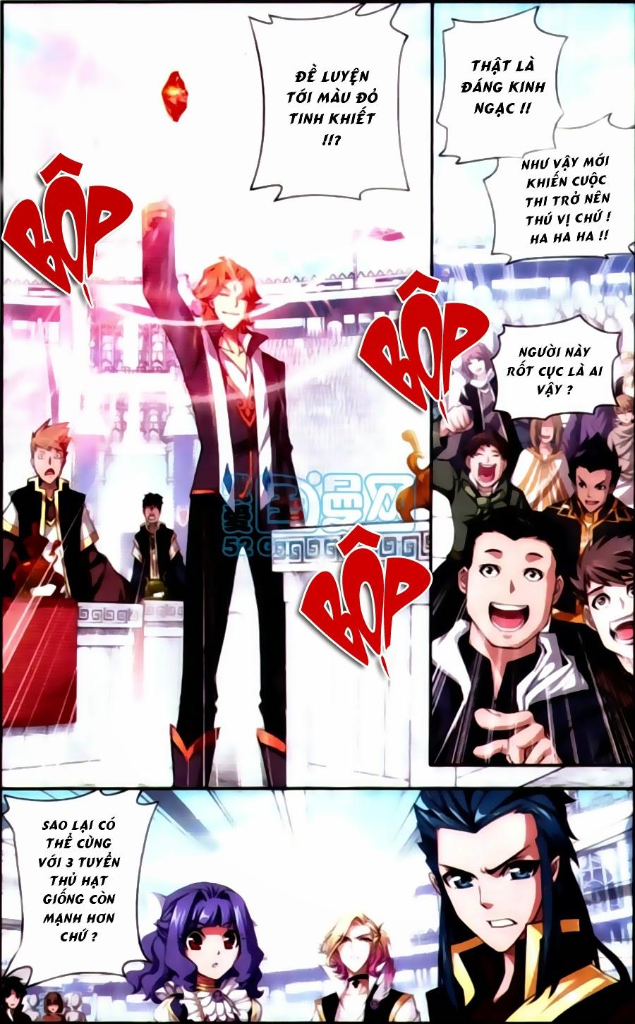Đấu Phá Thương Khung chap 68 page 2 - IZTruyenTranh.com