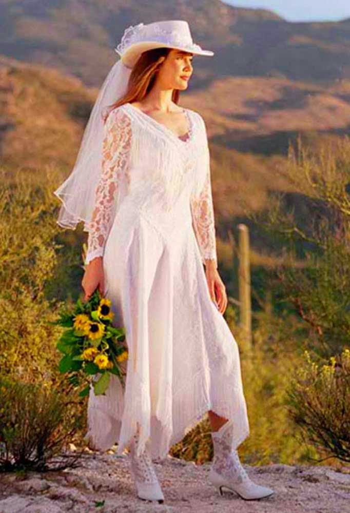 Long Wedding Dresses Hats With Boots Design pictures hd