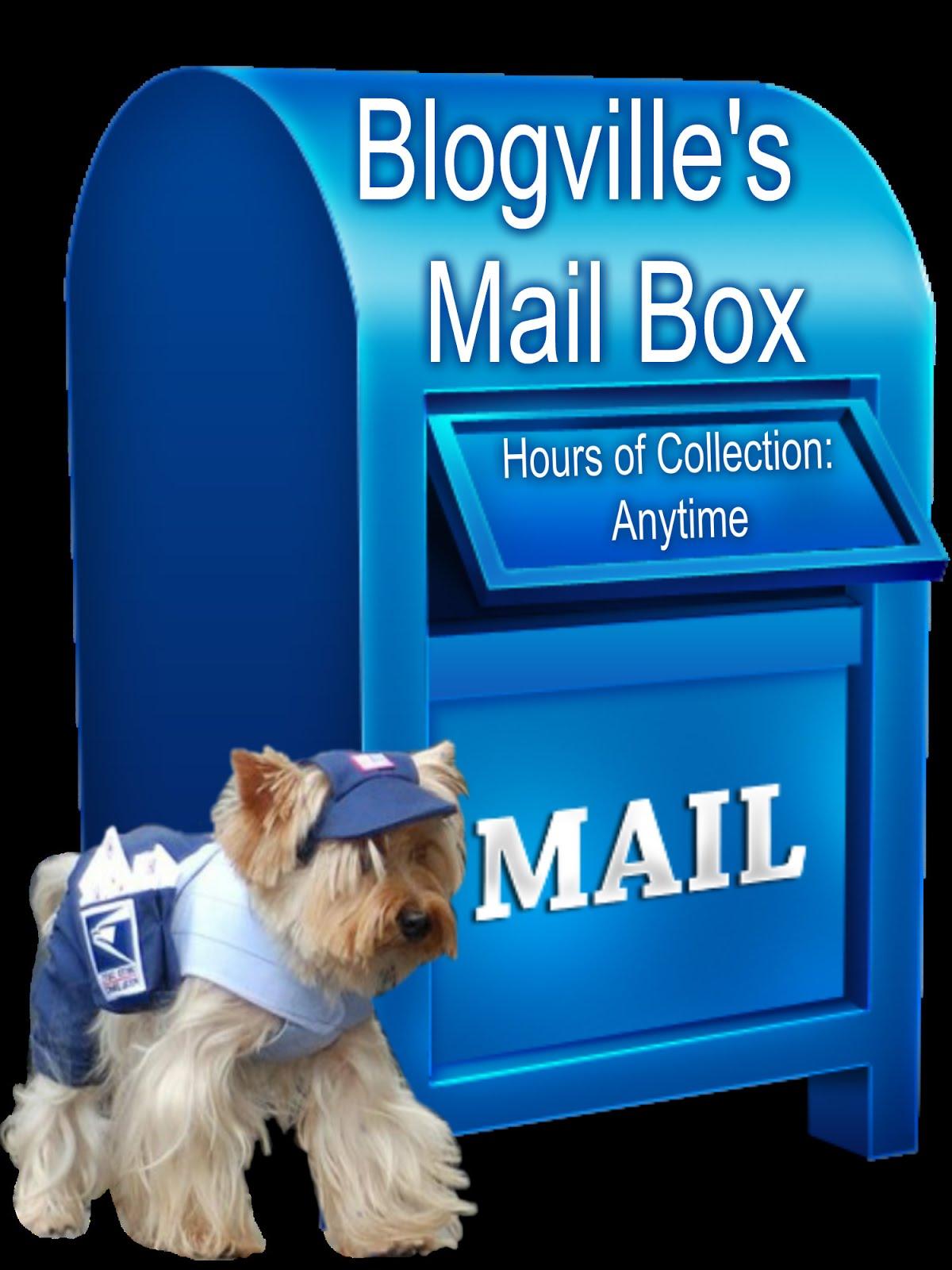 Blogville Mailbox