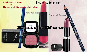 Beauty at times is skin deep Giveaway