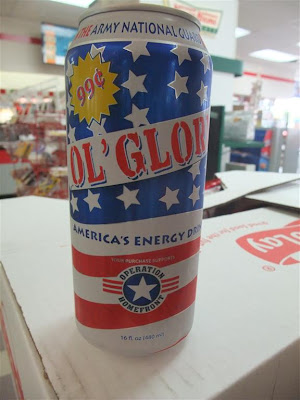 ol glory energy drink, kentucky