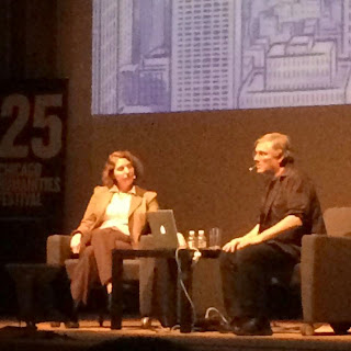 Lynne M. Thomas and Scott McCloud