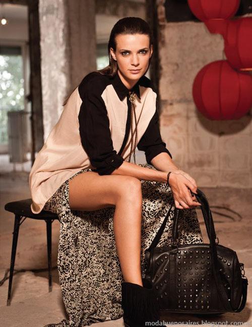 Cuesta Blanca moda invierno 2013