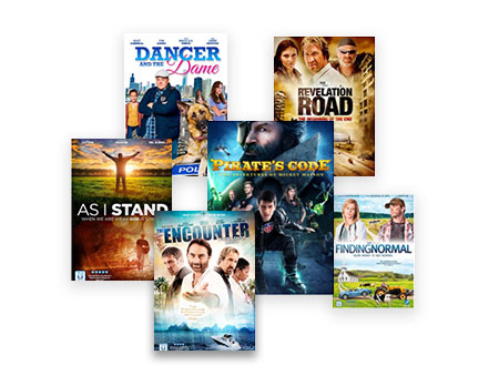 Streaming Christian Movies from PureFlix