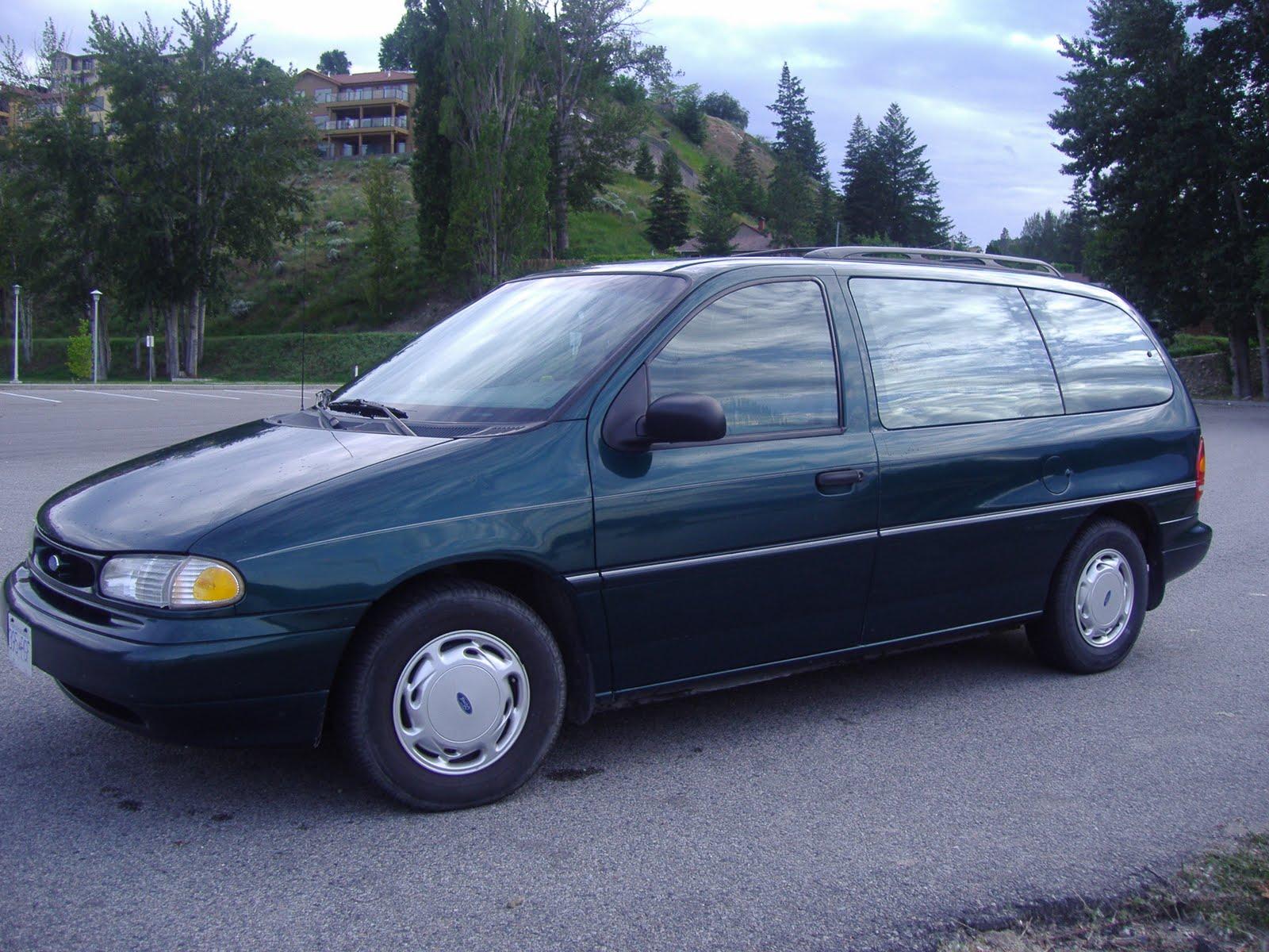 my van for sale 1995 ford windstar for sale. Black Bedroom Furniture Sets. Home Design Ideas