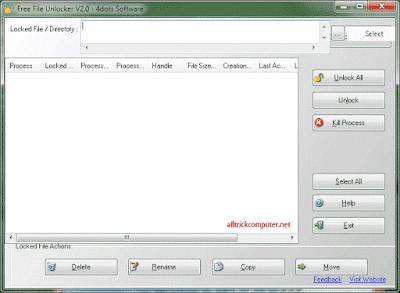 Free File Unlocker