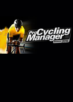 Pro Cycling Manager 2015 HD Cover