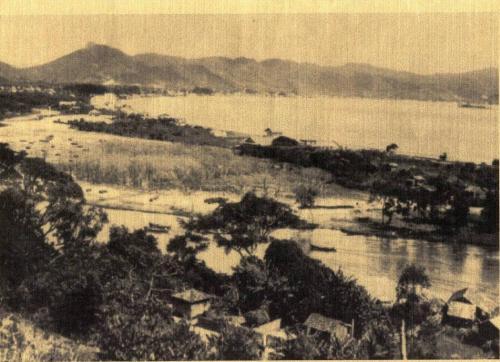 balneario camboriu en 1950