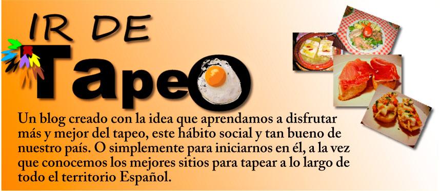 IR DE TAPEO