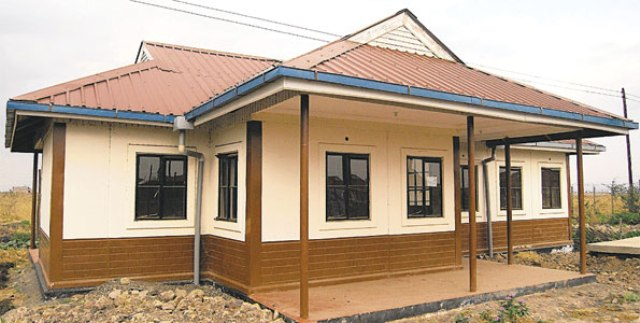 Prefabricated homes in lebanon prefabricated homes in lebanon for Types of houses in kenya