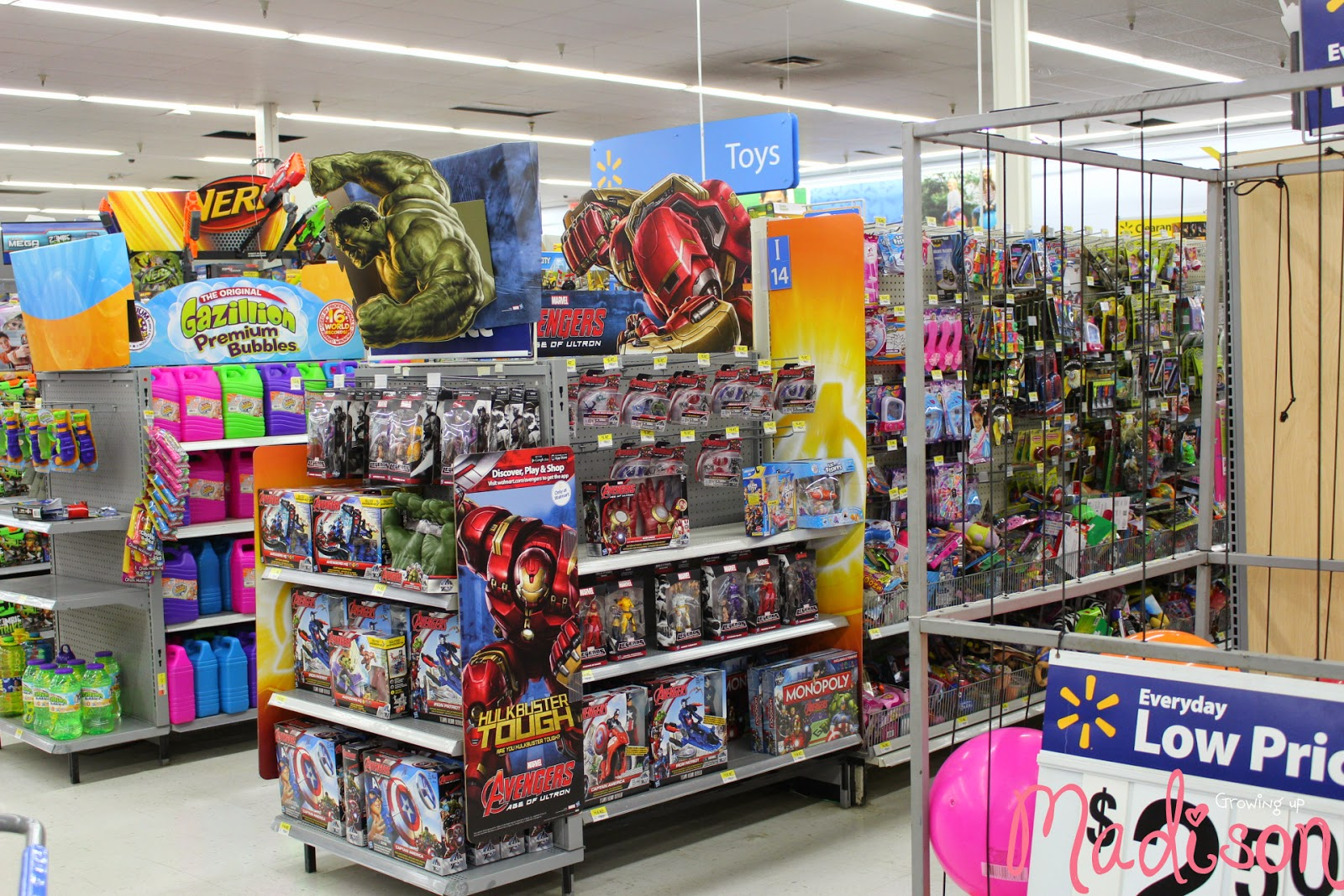 Walmart Toys Department : Marvel s the avengers age of ultron girl power