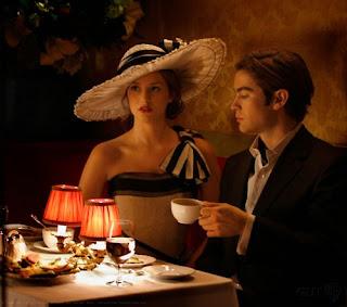 Blair Waldorf, Chuck Bass, Gossip Girl, Leighton Meester