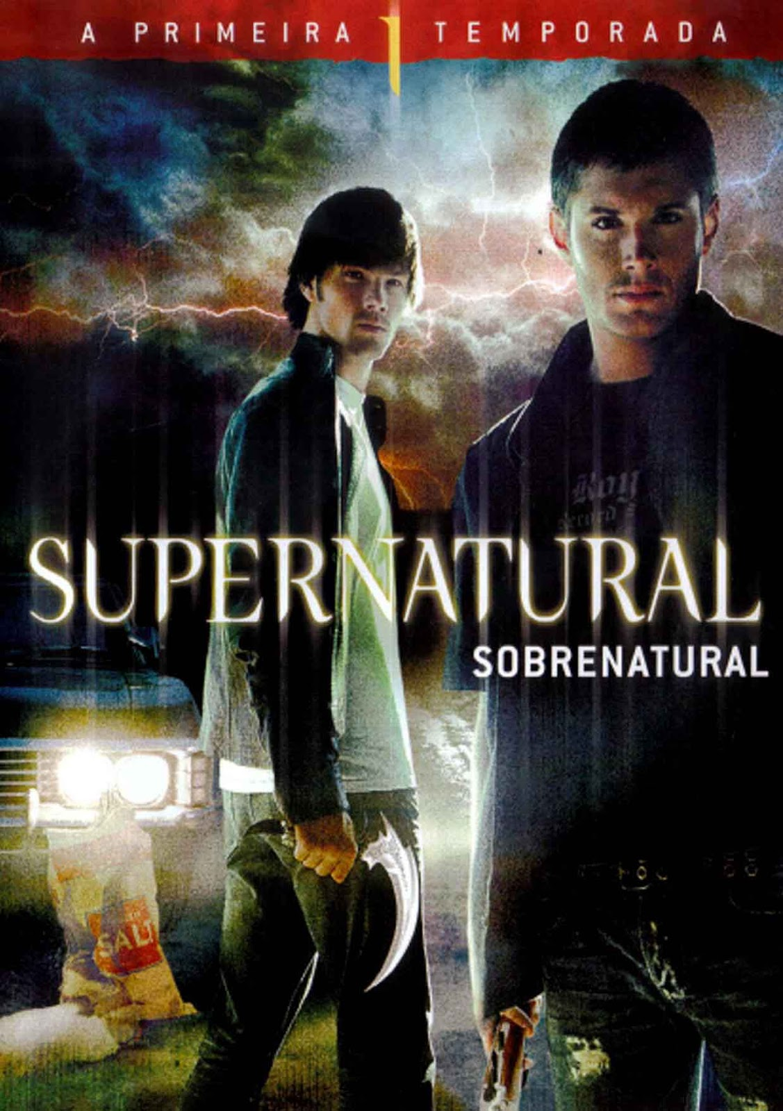 Sobrenatural 1ª Temporada Torrent - BluRay 720p Dual Áudio (2005)