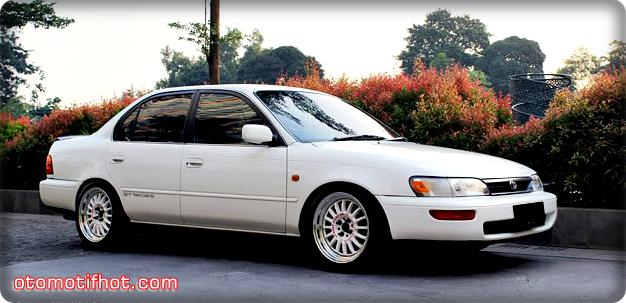 Gambar Modifikasi Great Corolla 1994