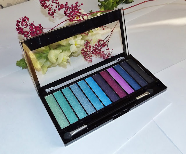 Make Up Revolution Redemption Palette Mermaids Vs Unicorns Review